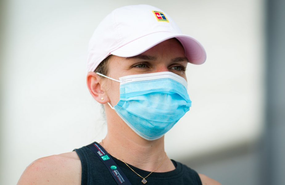 """""""E greu de acceptat şi de suportat!"""" Simona Halep resimte din plin restricţiile din cauza pandemiei: """"Parcă n-ai aer! Sunt condiţii grele"""""""