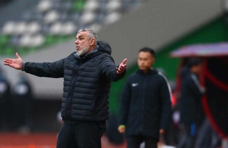"""A luat titlul în China și e gata de o nouă provocare! Planurile lui Cosmin Olăroiu: """"Am nevoie de un challenge să mă motiveze!"""""""