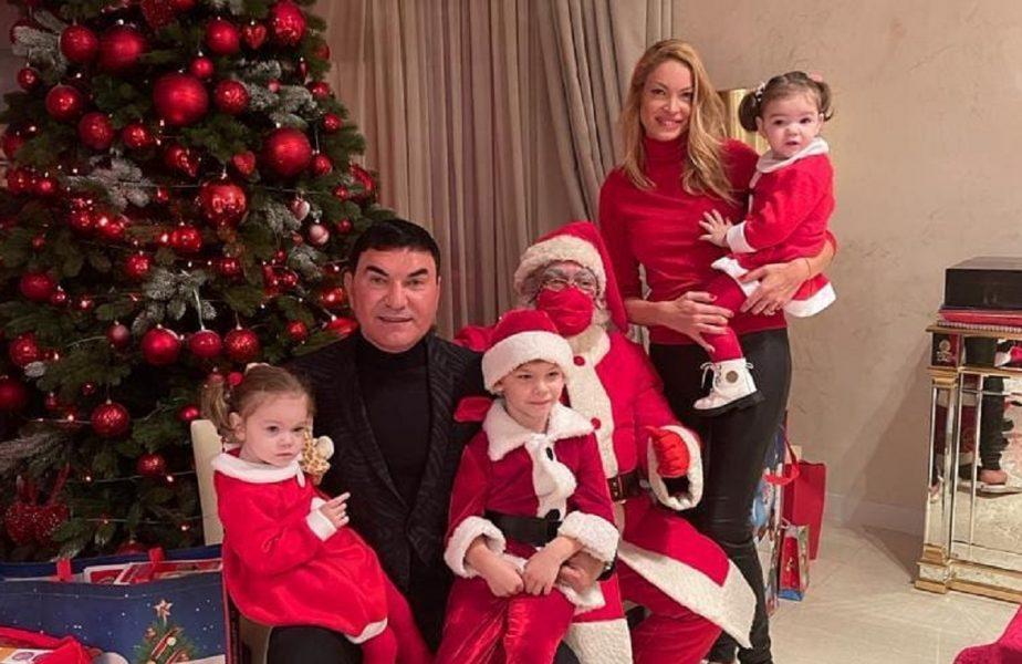 """""""Zile pline de dragoste!"""" Borcea a sărbătorit Crăciunul cu familia. Cum se simte după ce a scăpat de Covid-19"""