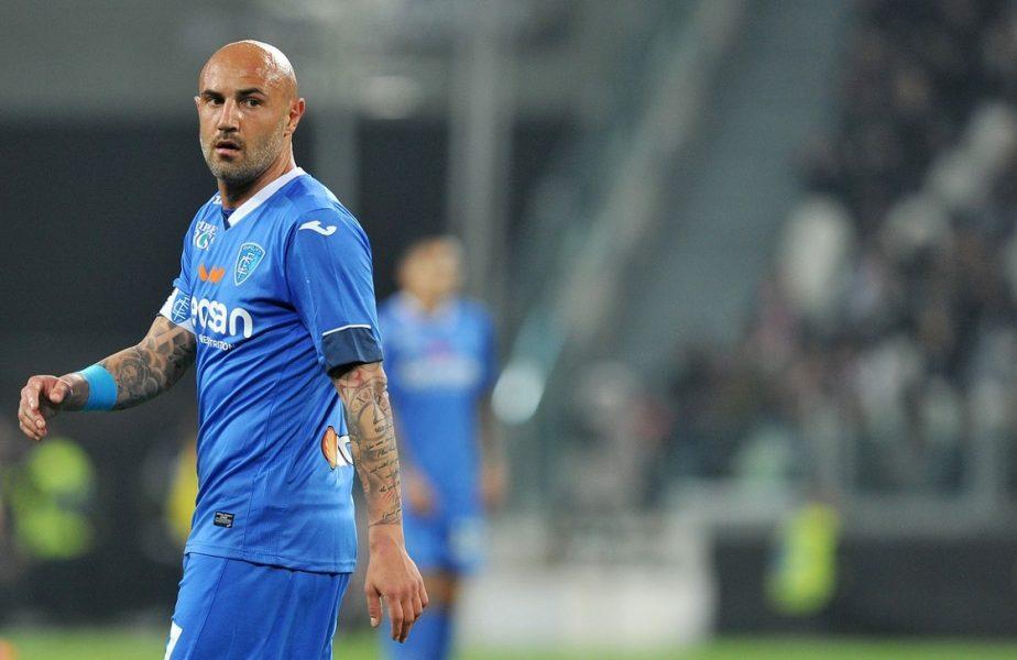 """Coşmarul lui FCSB o susţine pe Dinamo! Maccarone s-a alăturat proiectului DDB. """"Abia aştept să ne vedem la Bucureşti!"""""""