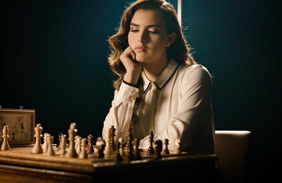 VIDEO | Alexandra Botez, star în America! Românca face senzație cu şah-ul pe internet