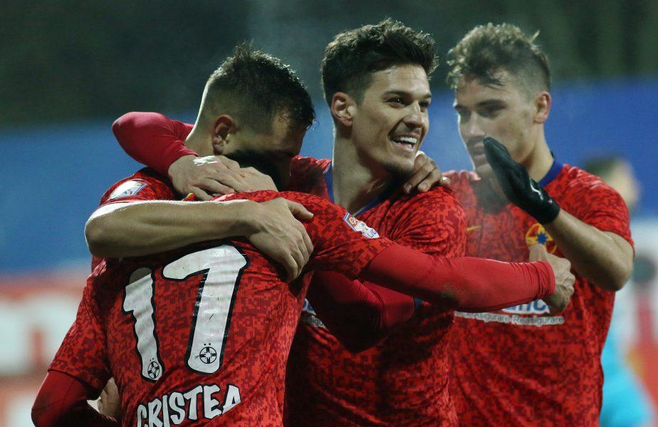"""Gigi Becali a făcut anunțul: """"Man va pleca primul!"""" Finanțatorul FCSB a scăzut prețul și a dezvăluit până când așteaptă răspunsul"""