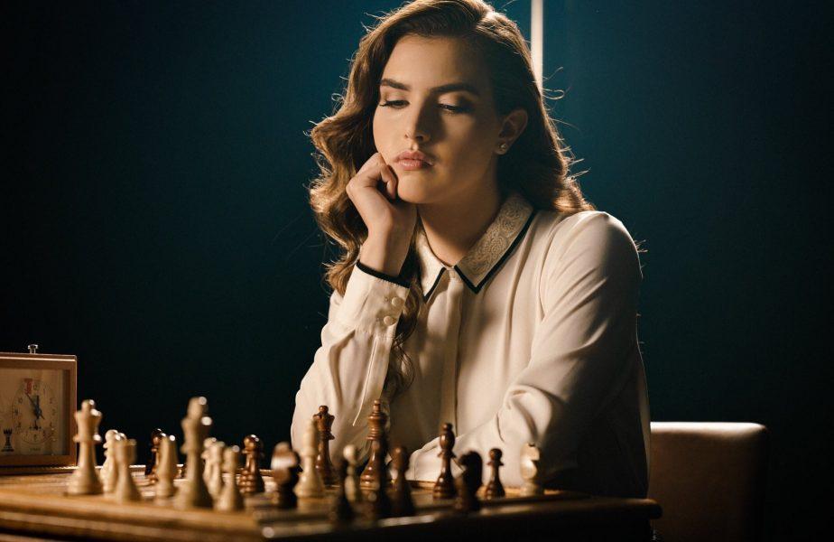 EXCLUSIV | Alexandra Botez, adevărata regină a șahului! Totul a pornit de la un pariu… câştigător
