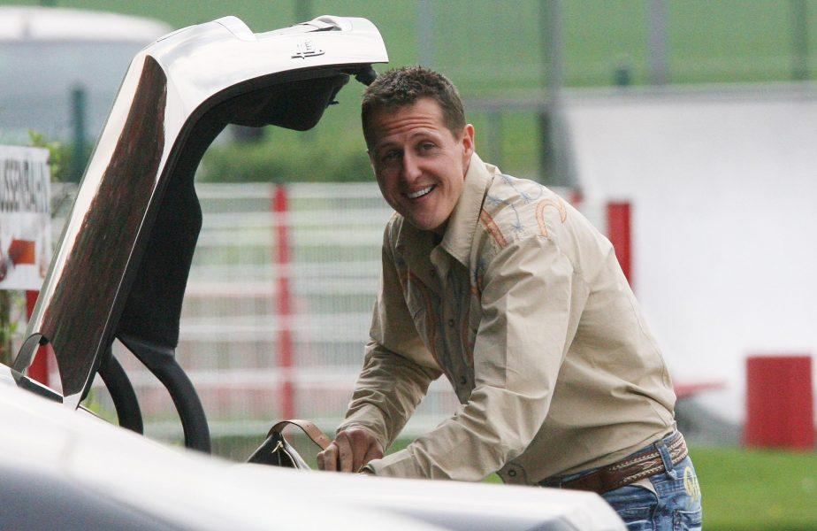 """Șapte ani cu și fără Michael Schumacher: """"Vorbește cu ochii, doar trei persoane trec pe la el!"""""""