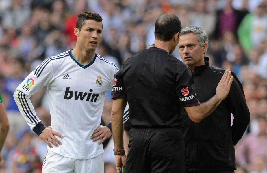 """Jucătorul din Liga 1 care a debutat în fotbal într-un meci cu Real Madrid: """"A fost incredibil să joc împotriva lui Ronaldo şi Mourinho"""""""