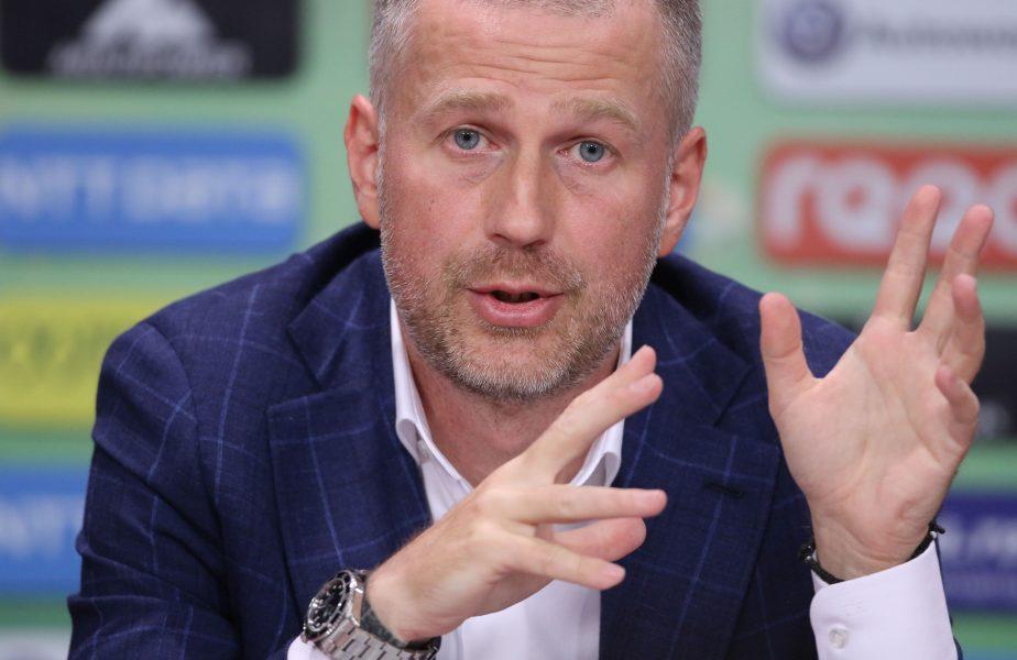 Edi Iordănescu și-a făcut lista de transferuri! Câți jucători ar putea ajunge la campioana României