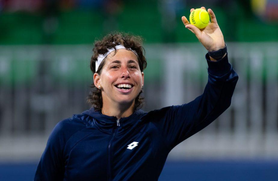 """Decizie cutremurătoare luată de Carla Suarez Navarro! E pregătită să joace tenis şi în 2021, chiar dacă are cancer. """"Mi-e teamă că medicii vor spune nu"""""""