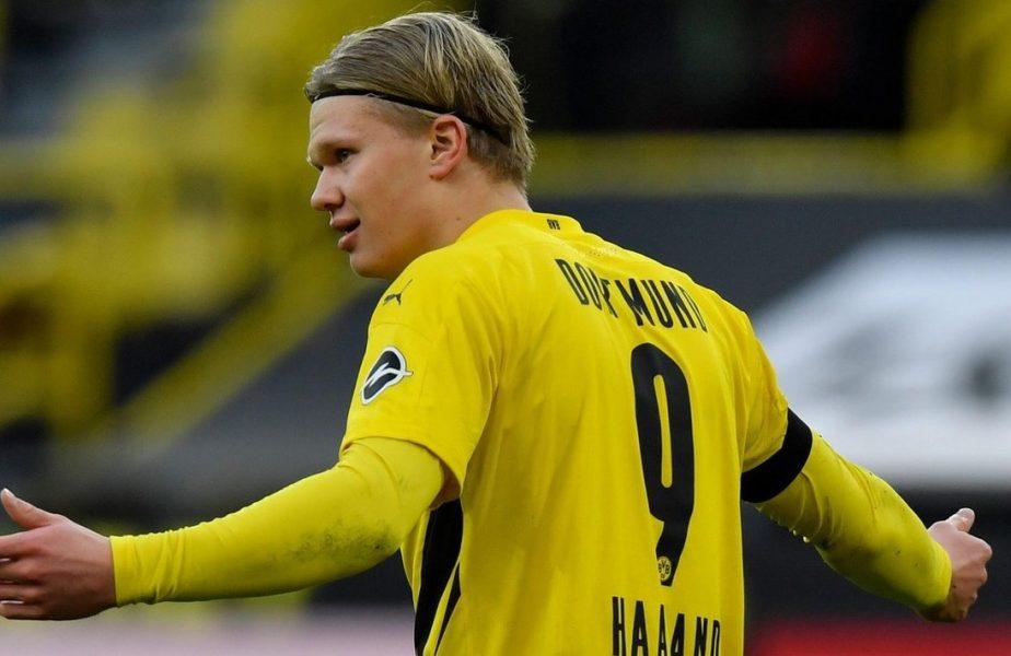 Ar fi bomba începutului de 2021. Erling Haaland, promisiunea făcută fanilor Barcelonei. Suma uriașă pe care o poate încasa Dortmund