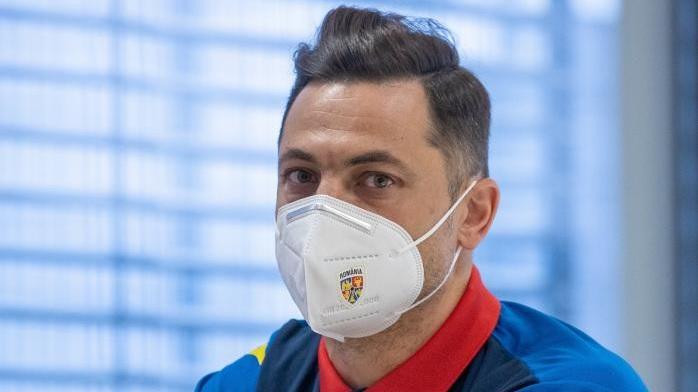 Şi-a anunţat retragerea din echipa naţională a României în ultima zi a anului. Jucătorul intrase în conflict cu Mirel Rădoi