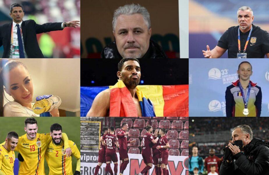5 performanţe de neuitat la finalul unui 2020 de uitat! De la calificarea României U21 la Euro, la victoria răsunătoare a lui Benny Adegbuyi