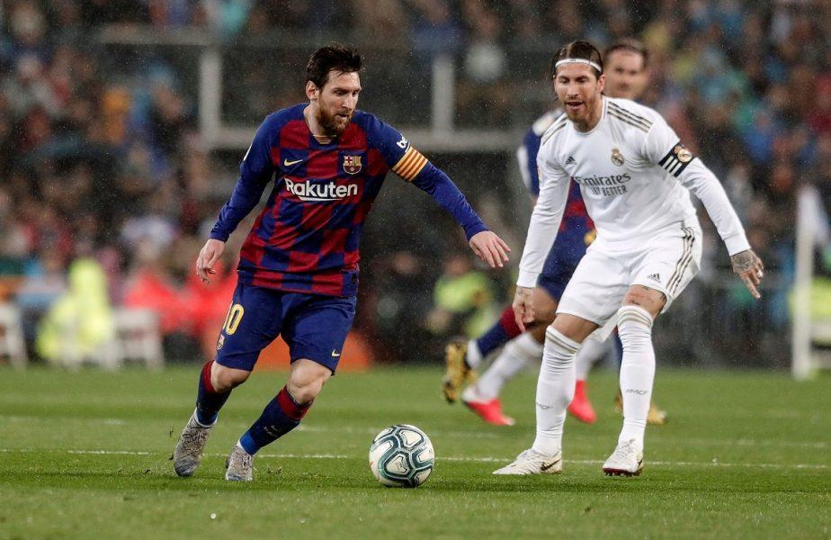 Ziua de care s-au temut toți fanii Barcelonei și ai lui Real Madrid! Messi și Sergio Ramos pot semna cu orice club. Nu sunt singurii