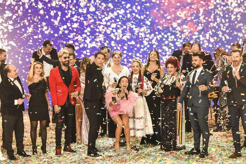 Românii au început anul alături de Antena 1. Staţia s-a impus ca lider de piaţă la nivelul întregii zile, pe toate segmentele de public