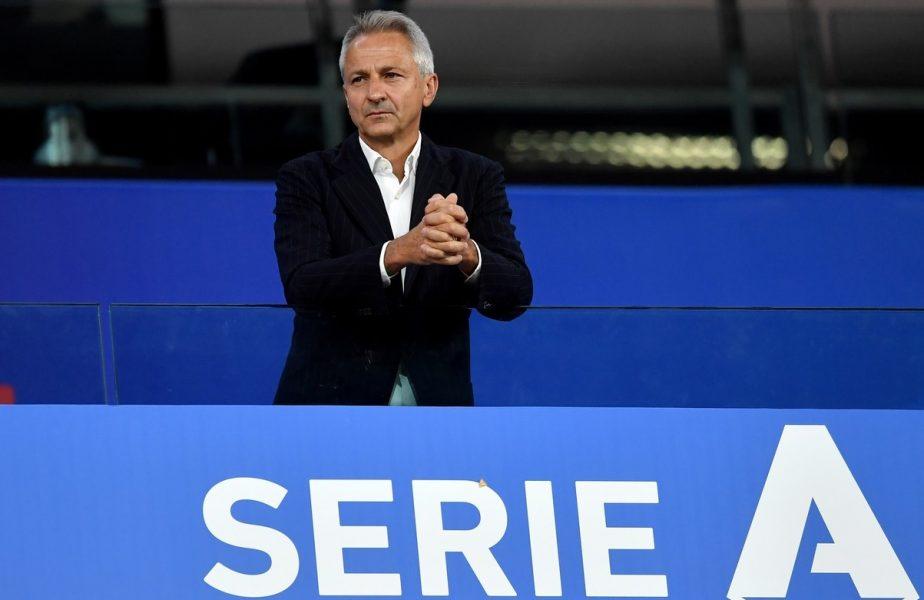 Ai vaccin, ai fotbal! Serie A, plan inovator pentru a-i aduce pe suporteri înapoi pe stadioane. Ce au propus Guvernului din Italia