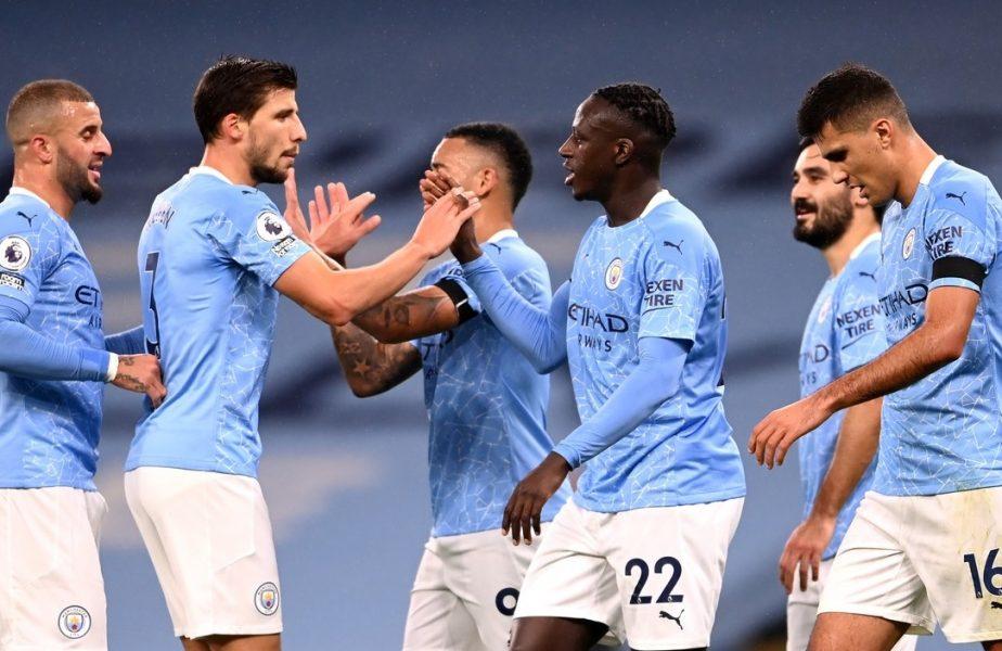 Leapșa în Premier League! Un jucător de la Manchester City, investigat pentru o petrecere de Anul Nou. Reacțiile furioase ale fanilor