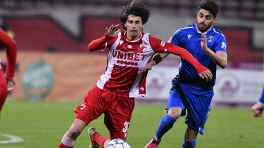 """Problemele continuă la Dinamo! Diego Fabbrini, cu gândul la plecare: """"Situația este dificilă, toată lumea știe asta!"""""""