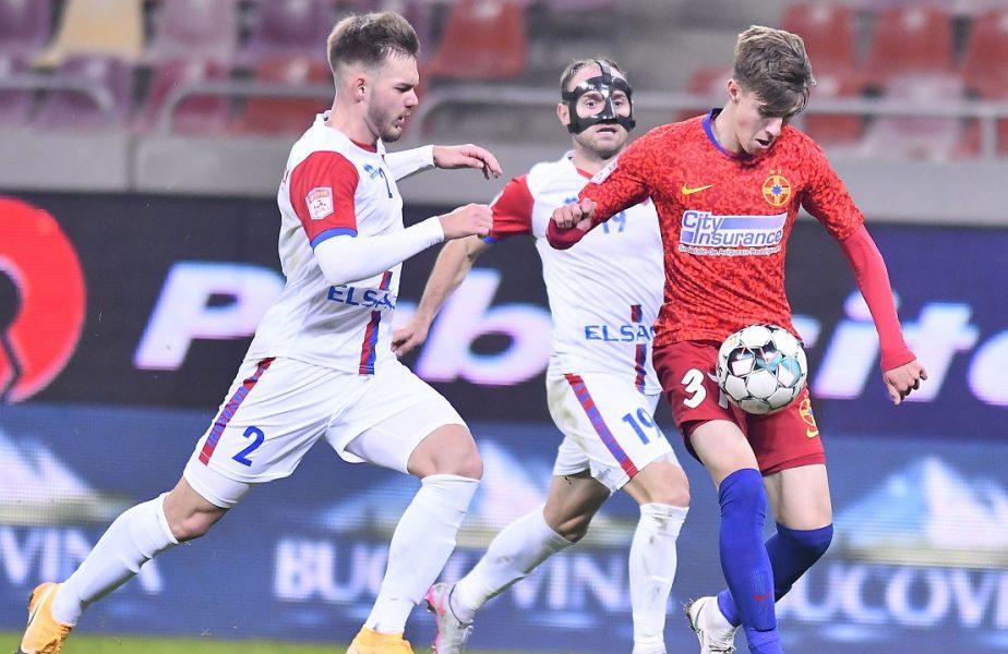 """""""Este interes pentru el de la FCSB"""". Gigi Becali încearcă să facă transferuri pentru titlu pe bani puțini. """"Nu mă grăbesc"""""""