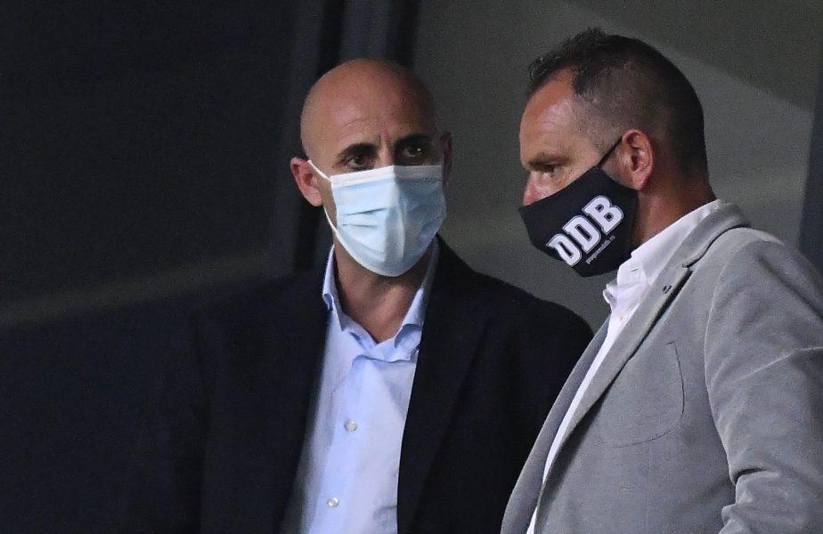 Războiul de la Dinamo se mută în instanță! Cum a blocat Pablo Cortacero conturile clubului și reacția celor din DDB