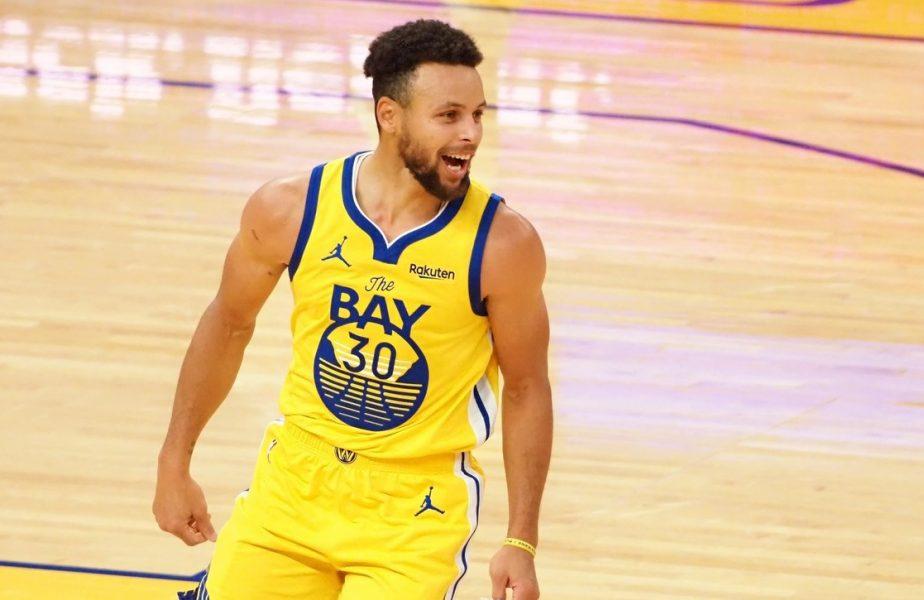 """""""Bucătarul"""" Steph Curry s-a întors la treabă! Vedeta lui Golden State a înscris 62 de puncte într-o performanță """"monstruoasă"""""""
