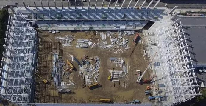 News Alert | Veste uriaşă pentru giuleşteni! Când vor fi finalizate lucrările la Stadionul Rapid. Anunţul oficial