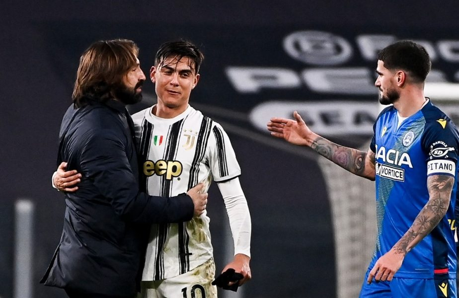 """Andrea Pirlo, lovitură de proporții înainte de Juventus – Milan! Cazuri de Covid-19 la campioana Italiei. """"Ieri a avut febră"""""""