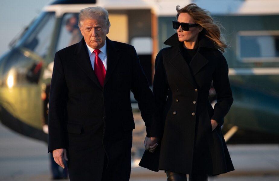 """Trump a vrut să """"fugă"""" la golf, în Scoţia, în timp ce rivalul Joe Biden va fi instalat oficial la Casa Albă. Cum a fost dat de gol"""