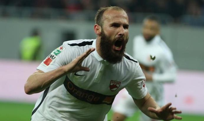 Ante Puljic, în timpul unui meci