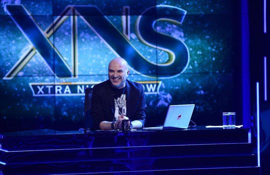 Emisiunea prezentată de Dan Capatos, Xtra Night Show, va putea fi urmărită la Antena Stars, luni – vineri, 22:30