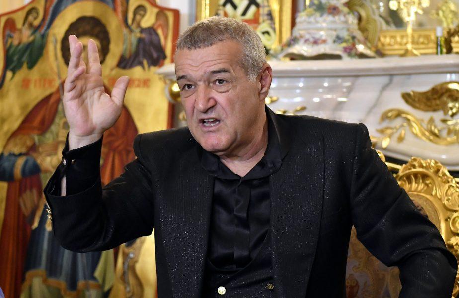 """Gigi Becali, """"săgeți"""" către Iftime după ce acesta a anunțat interesul Universității Craiova pentru Haruț: """"Bine mă, dă-l! Mai mult nu dau"""""""