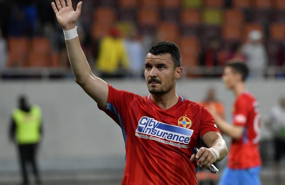 """Constantin Budescu, primul meci ca titular după revenirea de la FCSB! """"Budi"""", așteptat să facă show la Hunedoara"""