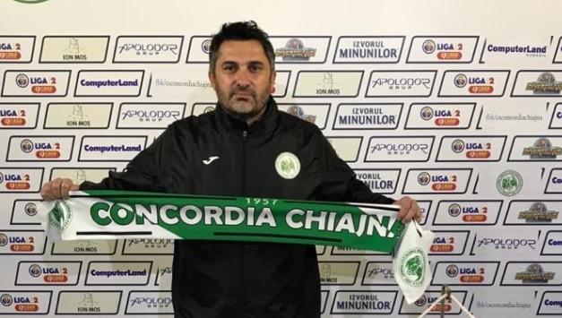 OFICIAL | Claudiu Niculescu a semnat cu Concordia Chiajna! Al nouălea club din cariera fostului atacant