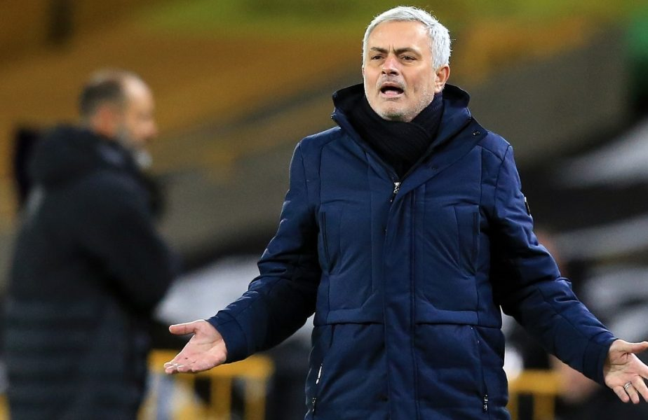 Jose Mourinho, acuzații la adresa Premier League! Tottenham poate avea trei meciuri la rând amânate din cauza COVID-19