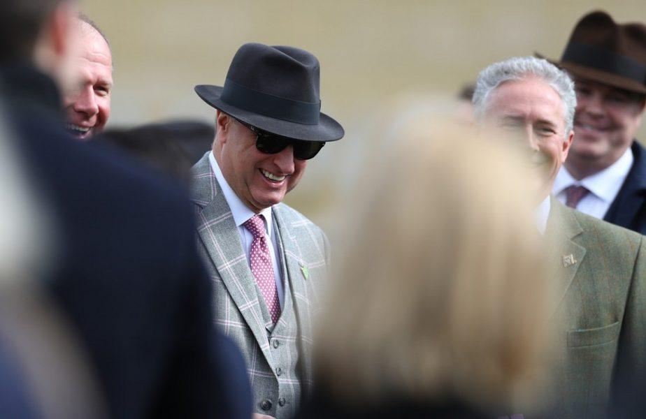Rich Ricci a dat lovitura în cursele de cai. Are o avere uriaşă, dar continuă să joace bilete la loterie