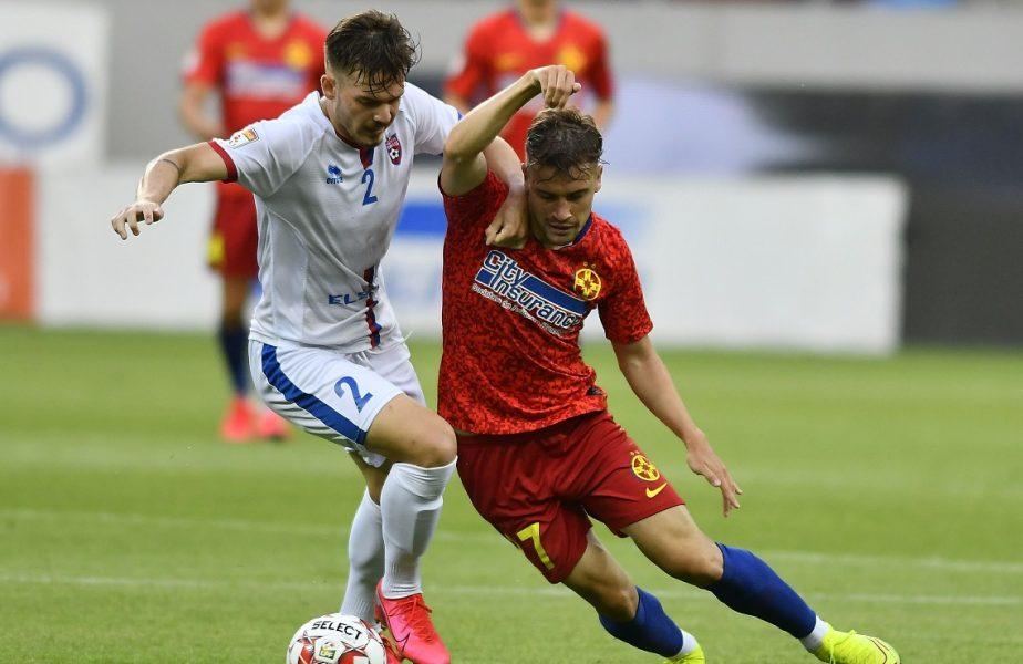 """""""Nu mă duc cu teamă la FCSB!"""". Denis Haruţ, primele declaraţii despre transferul la echipa lui Gigi Becali. Ce spune despre criticile viitorului patron"""