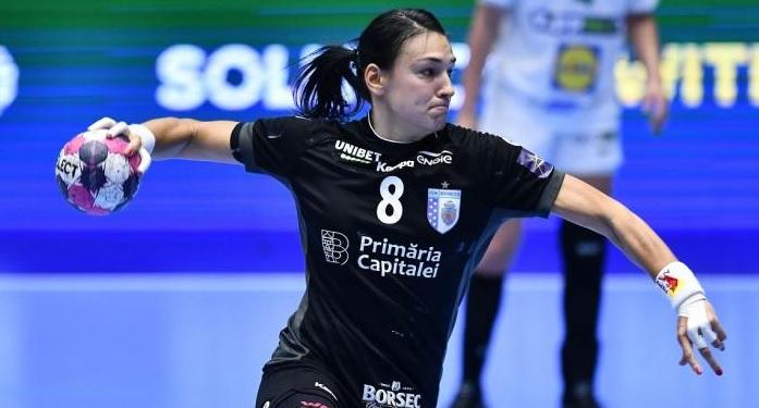 CSM Bucureşti nu îşi revine în Ligă. Eşec cu FTC Budapesta. Cristina Neagu, 9 goluri marcate