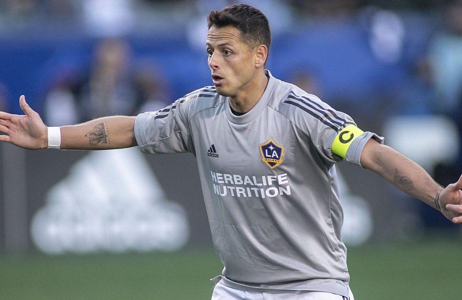 """""""Chicharito"""" Hernandez s-a despărțit de soția româncă! Fostul jucător de la Real Madrid a lăsat-o singură cu doi copii"""