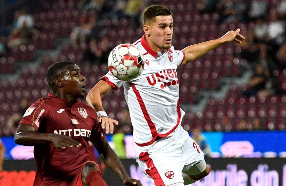 Ricardo Grigore l-a făcut praf pe Dorin Şerdean! Ce decizie au luat jucătorii lui Dinamo înaintea meciului cu Hermannstadt