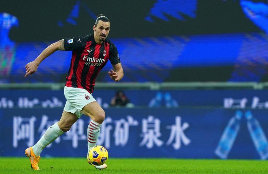 """VIDEO   """"Bruce Lee"""" Ibrahimovic a şocat la revenirea la AC Milan! Momentele inedite oferite de Zlatan înainte să intre pe teren"""