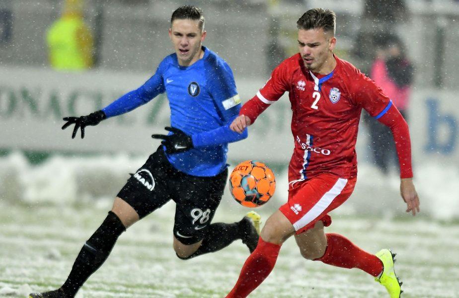 Denis Haruţ a zis STOP transferului la FCSB! Ce l-a nemulţumit pe internaţionalul de tineret. Explicaţiile impresarului