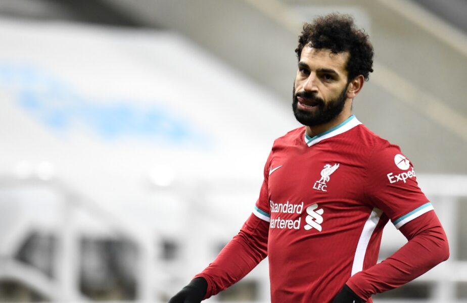 Gest uriaş făcut de Mohamed Salah! A donat tuburi de oxigen pentru oraşul natal, grav afectat de pandemie