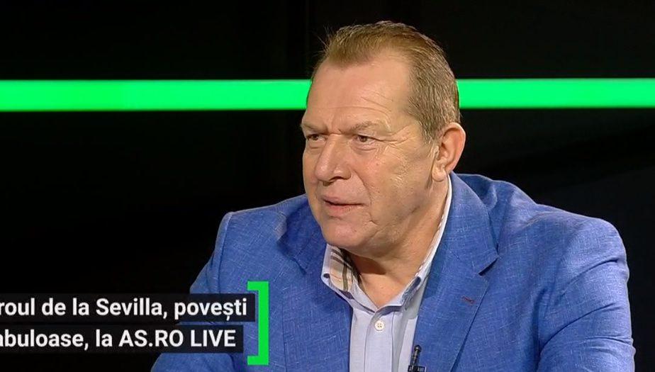 EXCLUSIV AS.ro LIVE | Bancul cu Helmut Duckadam pe care nimeni nu ar fi avut curajul să îl spună de faţă cu Nicolae Ceauşescu