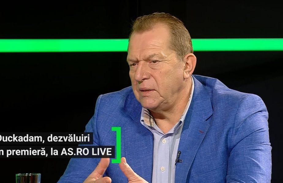 EXCLUSIV AS.ro LIVE | Helmut Duckadam a dat verdictul! Cine ar trebui să fie înlocuitorul lui Ciprian Tătăruşanu la echipa naţională