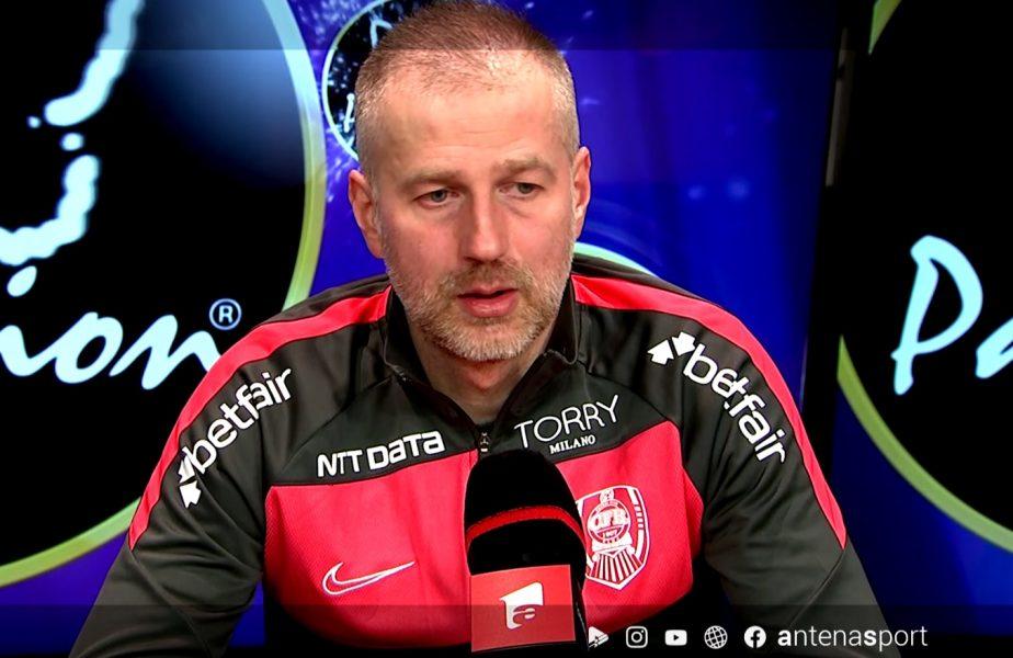 VIDEO EXCLUSIV Edi Iordănescu cere transferuri la CFR! Pe ce jucători a pus ochii tehnicianul campioanei