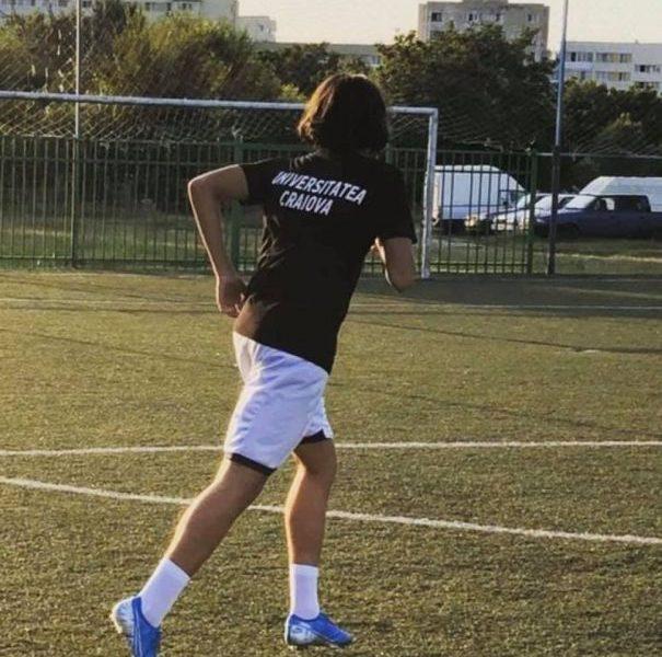Atanas, nepotul lui Ilie Balaci, va evolua la Universitatea Craiova!