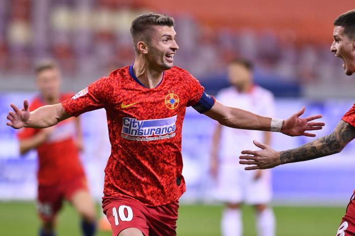 Florin Tănase, asaltat cu oferte! Anunţul făcut în Belgia. Căpitanul celor de la FCSB este dorit de Anderlecht