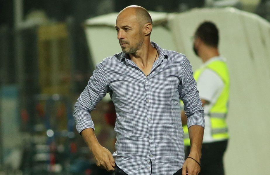Gaz Metan Mediaş – FC Voluntari 2-0. Ze Manuel a distrus echipa lui Bogdan Andone în doar 3 minute