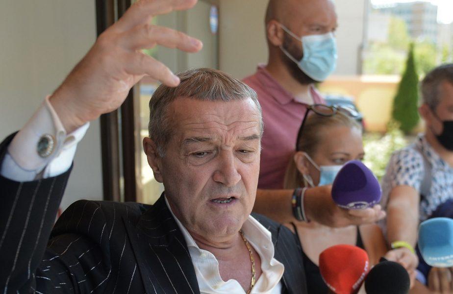 """Gigi Becali mai ratează un jucător! Atacantul dorit de FCSB va ajunge în străinătate. """"Unii cred că s-a întâlnit hoțul cu prostul"""""""