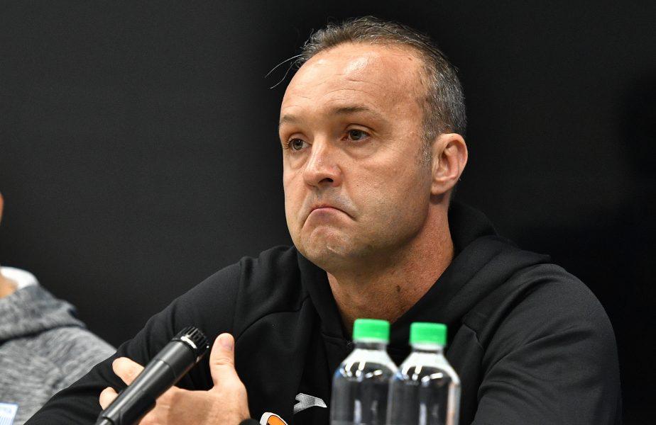 """S-au hazardat! :)) Corneliu Papură, discurs genial după Craiova – Sepsi 0-0: """"A fost un hazard continuu!"""". Întrebarea care l-a făcut să spună: """"Vă repet răspunsul"""""""