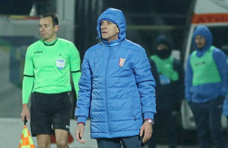 Chindia Târgoviște – Poli Iași 1-1. Cristea l-a salvat pe Pancu de la înfrângere. Echipa lui Săndoi, pe loc de playoff