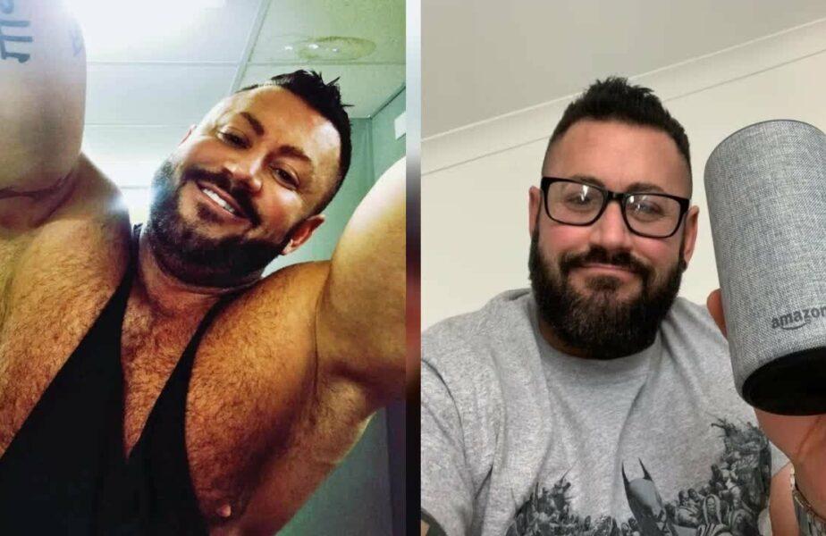 Nu-i reclamă! Un culturist de 105 kg și-a frânt picioarele, și-a pierdut cunoștința și a fost salvat de asistentul virtual!!!
