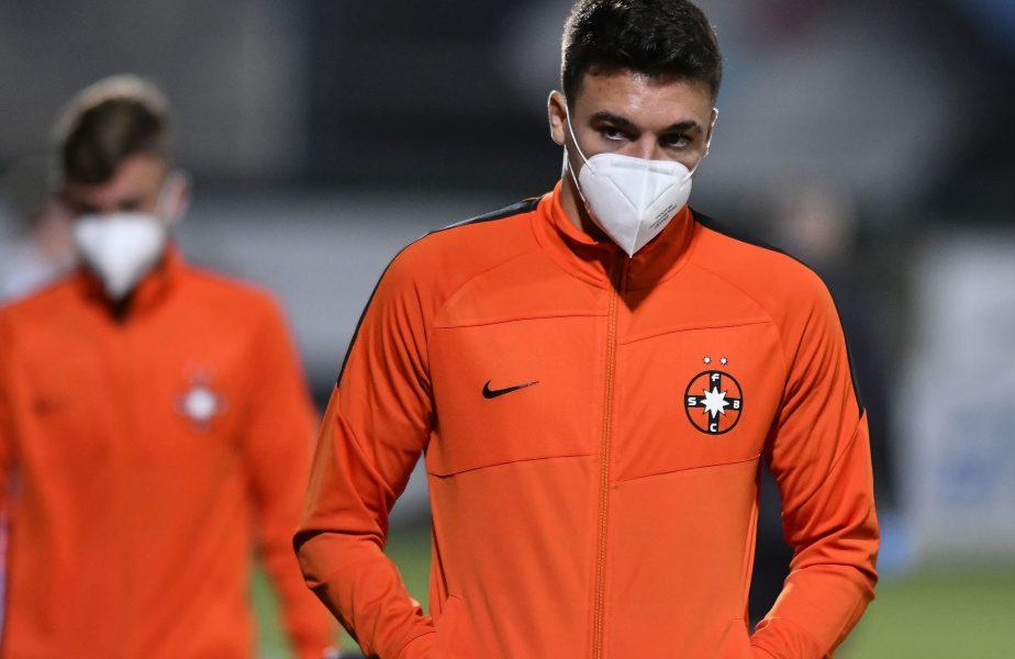 La loc comanda! Gigi Becali nu poate să scape de el! Adrian Petre revine la FCSB. Anunțul făcut în Italia